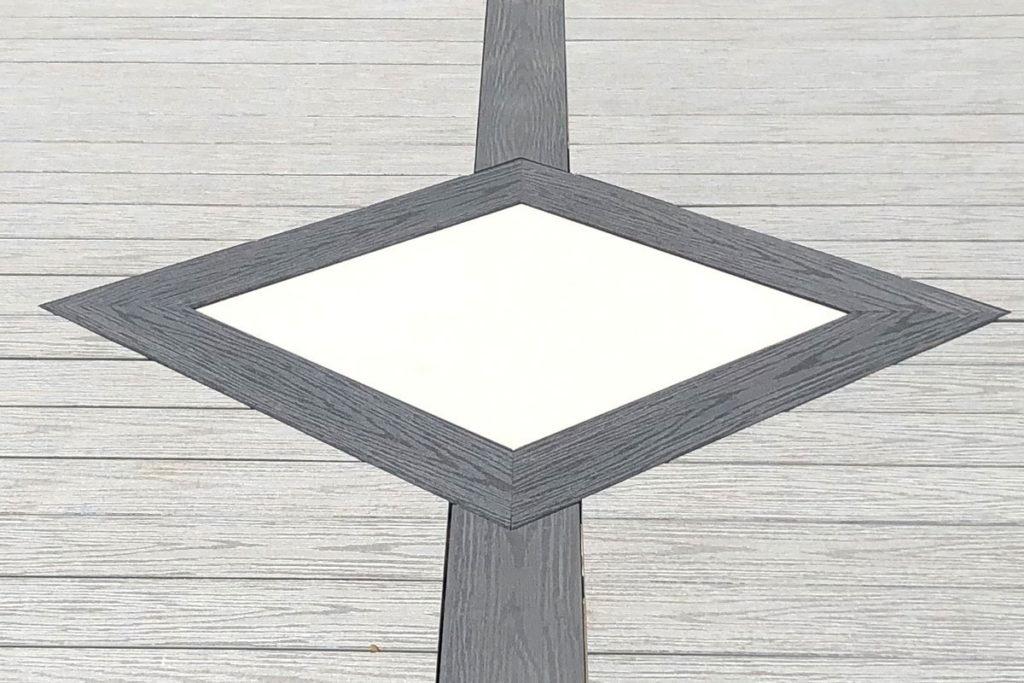 TIVADEK Diamond Detail