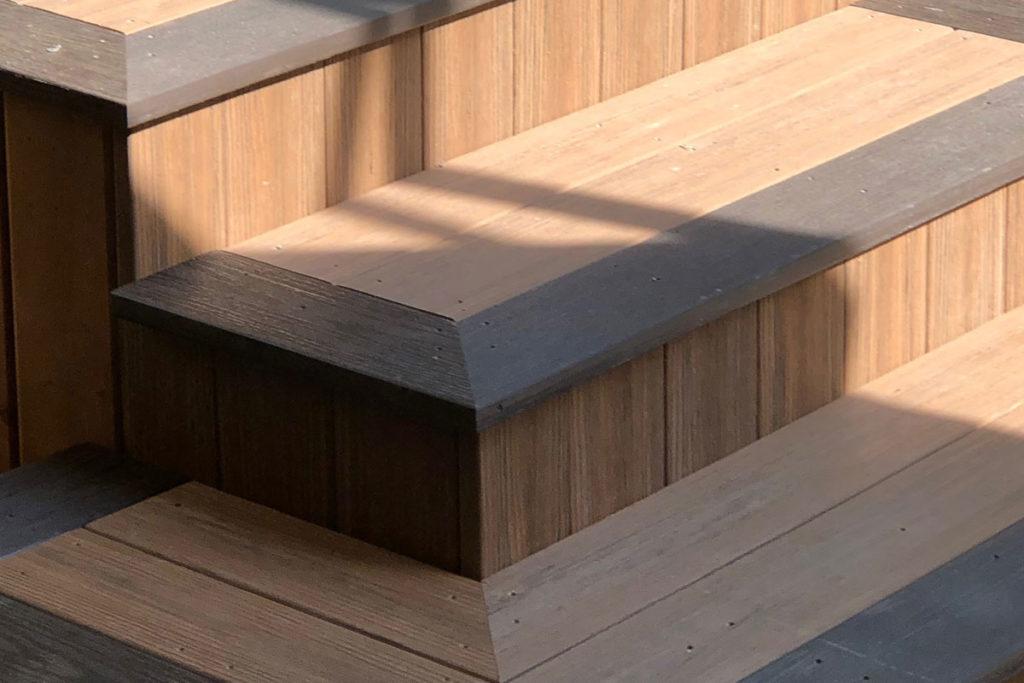 TIVADEK Stair Detail