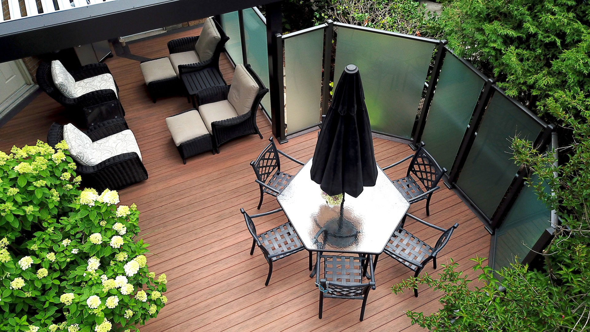 Tiva Deck Backyard PVC Deck Toronto