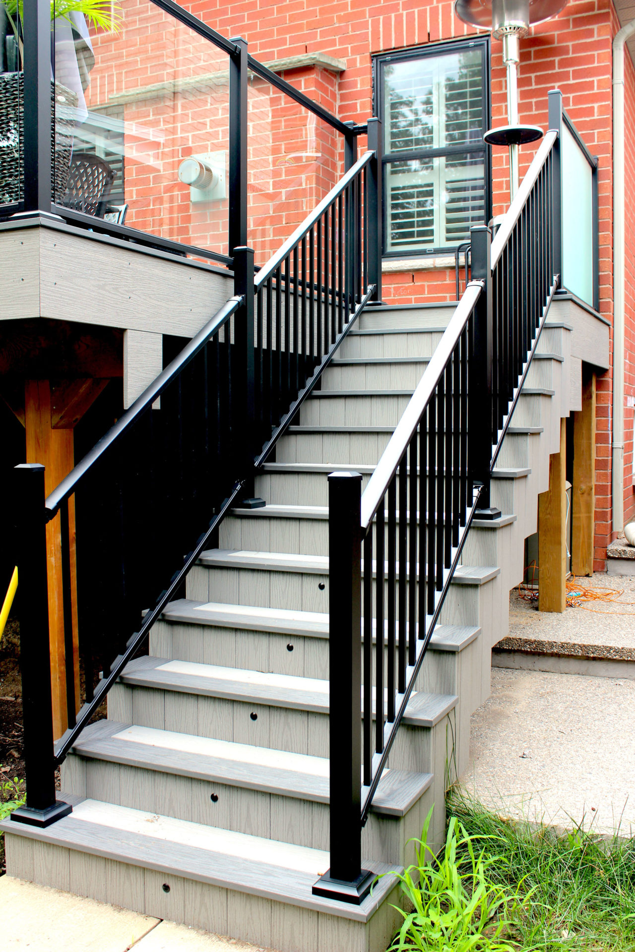 Tiva Deck Stairs