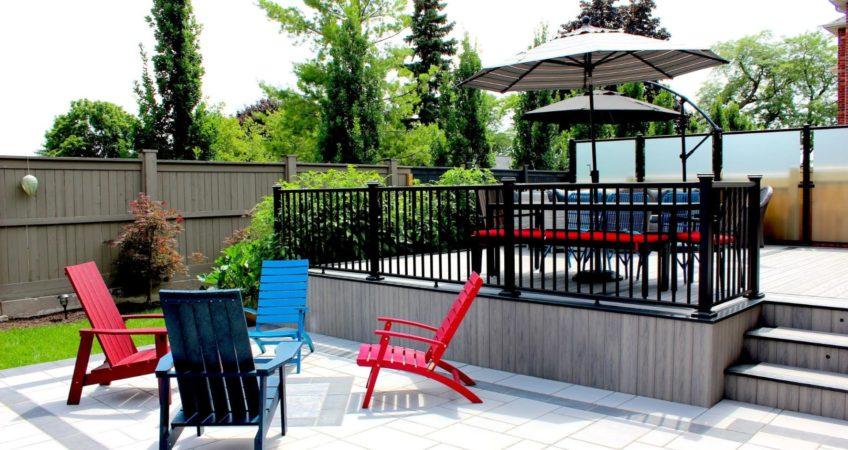 Outdoor Spaces That Resist Water